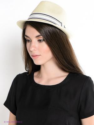Шляпа ESMEE. Цвет: желтый