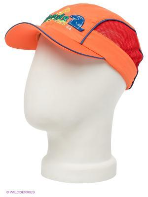 Бейсболка Maxval. Цвет: оранжевый