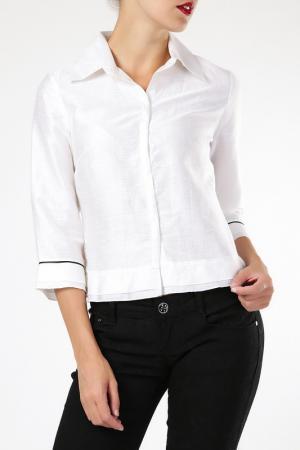 Блузка ELLEN EISEMANN. Цвет: белый