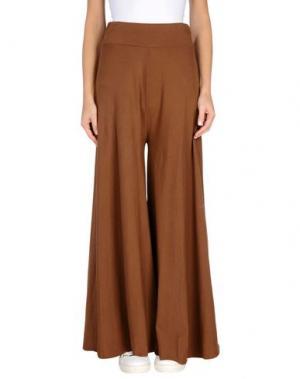Повседневные брюки LABO.ART. Цвет: коричневый