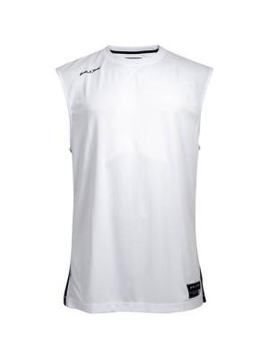 Майка спортивная K1X. Цвет: черный, белый