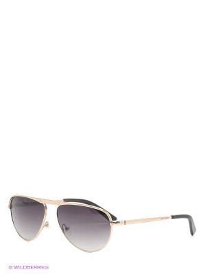 Солнцезащитные очки IS 11-289 01 Enni Marco. Цвет: золотистый, серый