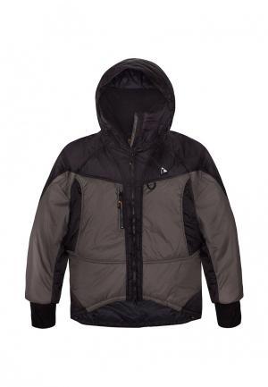 Куртка утепленная Bask. Цвет: черный