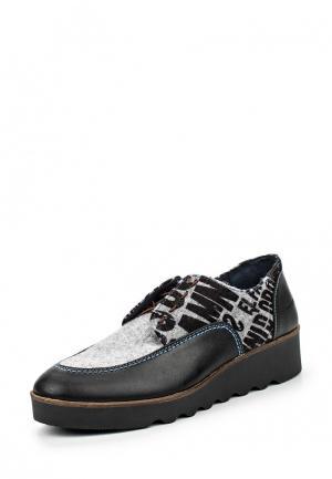 Ботинки Desigual. Цвет: разноцветный
