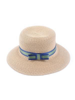 Шляпка Arc-en-ciel. Цвет: бежевый