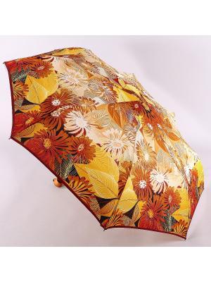 Зонт Airton. Цвет: светло-коричневый, оранжевый