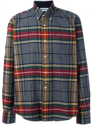 Рубашка Castlebay Barbour. Цвет: серый