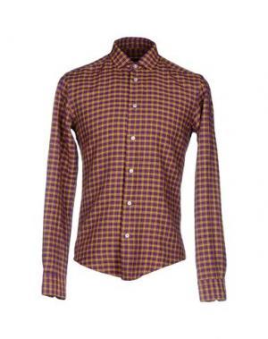 Pубашка BRIAN DALES. Цвет: розовато-лиловый