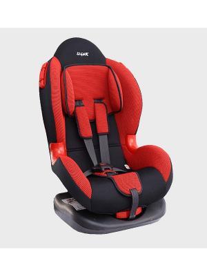 Детское автомобильное кресло КОКОН SIGER. Цвет: красный