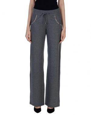 Повседневные брюки BURBERRY. Цвет: серый