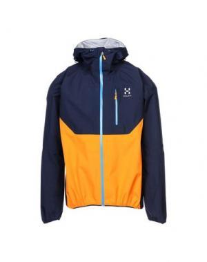 Куртка HAGLÖFS. Цвет: темно-синий