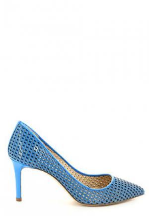 Туфли SEMILLA. Цвет: голубой