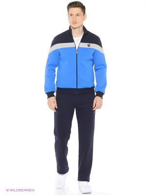 Спортивный костюм RED-N-ROCK'S. Цвет: голубой