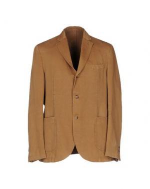 Пиджак MONTEDORO. Цвет: верблюжий