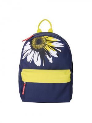 Рюкзак ANTAN. Цвет: темно-синий