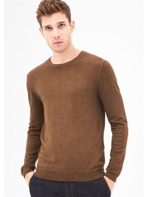 Джемпер S.OLIVER. Цвет: коричневый