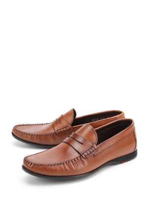 Туфли Natur-Comfort. Цвет: коричневый