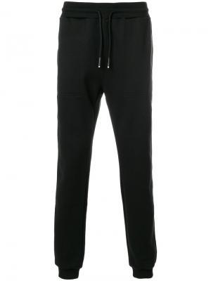 Прямые спортивные брюки Alyx. Цвет: чёрный