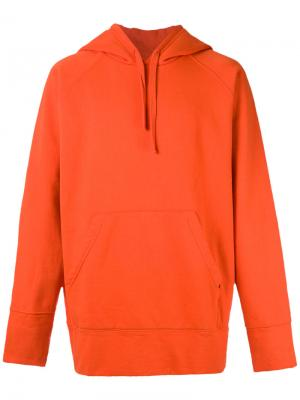 Hoodie sweatshirt Osklen. Цвет: жёлтый и оранжевый