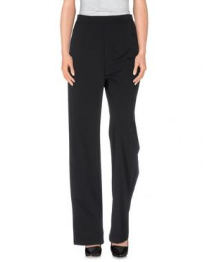 Повседневные брюки ES'GIVIEN. Цвет: черный