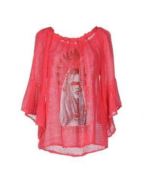Блузка AU SOLEIL DE SAINT TROPEZ. Цвет: фуксия
