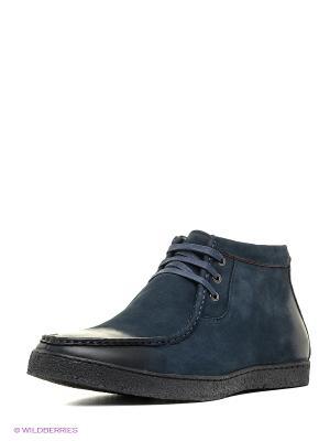 Ботинки Companion. Цвет: антрацитовый, серый, темно-серый