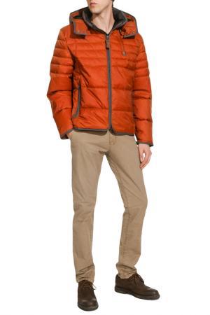 Куртка Nagano. Цвет: оранжевый
