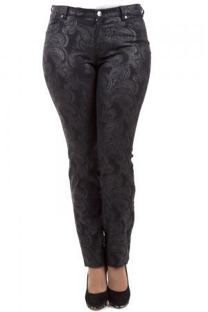 Модные джинсы Eugen Klein. Цвет: чёрный