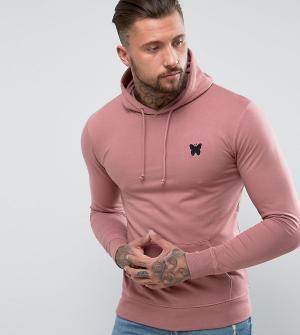Good For Nothing Худи розового цвета с логотипом на груди эксклюзивно. Цвет: розовый