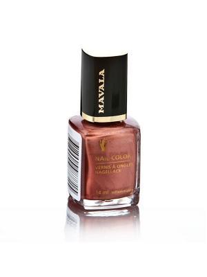 Лак для ногтей профессиональный Sophistication Mavala. Цвет: бронзовый