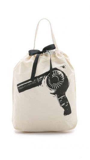 Сумка-органайзер с изображением фена Bag-all