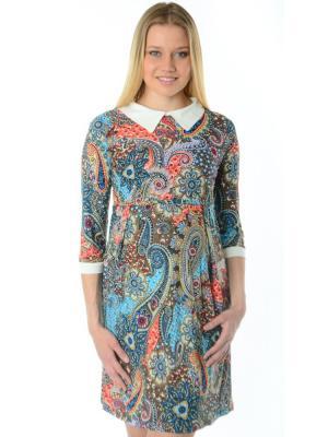 Платье с воротничком Ням-Ням