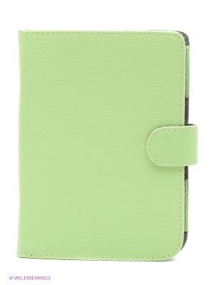 Чехол-книжка Norton для PocketBook 517 Norton.. Цвет: зеленый