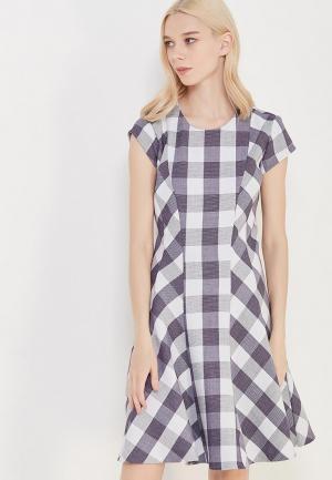 Платье Concept Club. Цвет: серый