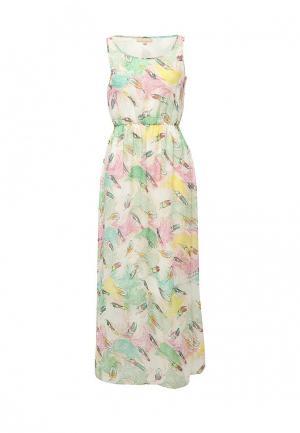 Платье By Swan. Цвет: зеленый