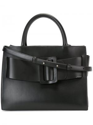 Большая сумка-тоут Boyy. Цвет: чёрный