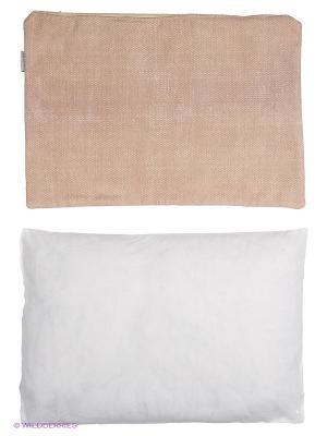 Подушка PRIVIUM. Цвет: бежевый