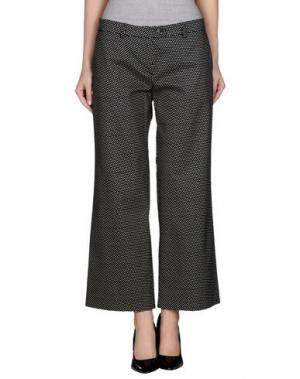 Повседневные брюки •MILANO PARIGI•. Цвет: черный