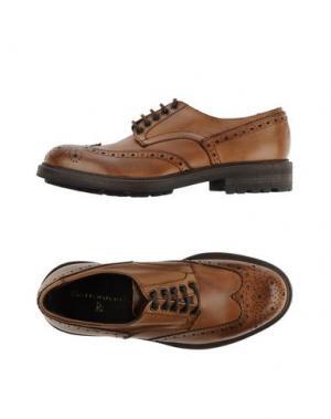 Обувь на шнурках SETTANTATRE LR. Цвет: коричневый
