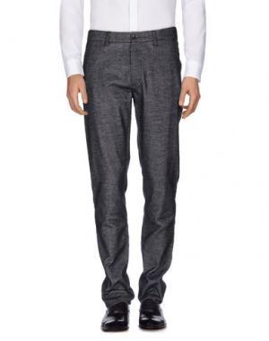 Повседневные брюки HARMONT&BLAINE. Цвет: грифельно-синий