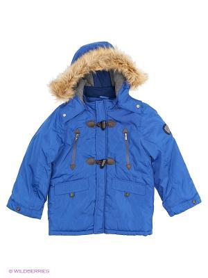 Куртка Mayoral. Цвет: синий