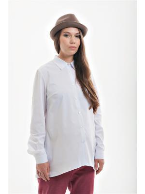 Блуза для беременных week by. Цвет: белый