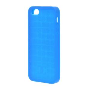 Чехол для iPhone 5/5S DC Westridge Elec Snorkel Blue Shoes. Цвет: синий