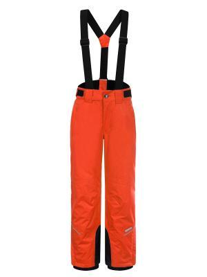 Брюки Icepeak. Цвет: оранжевый
