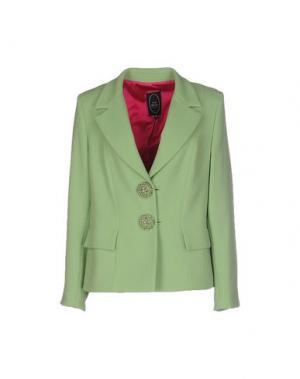 Пиджак IVAN MONTESI. Цвет: светло-зеленый