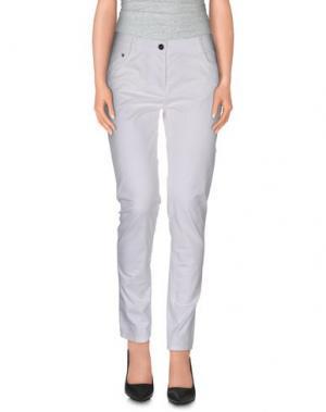 Повседневные брюки DONNAVVENTURA by ALVIERO MARTINI 1a CLASSE. Цвет: белый