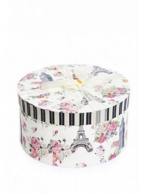 Коробка малая DAVANA. Цвет: черный,розовый,белый