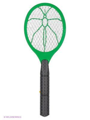 Мухобойка для насекомых электрическая BRADEX. Цвет: черный