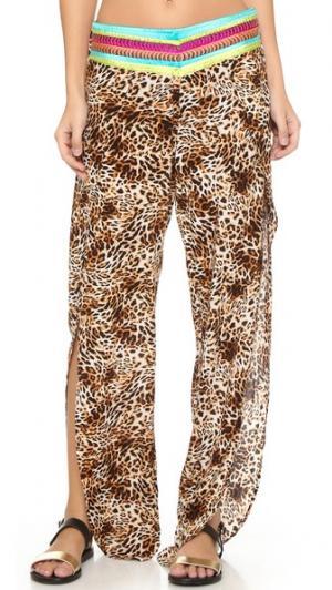 Пляжные брюки Timia OndadeMar. Цвет: timia
