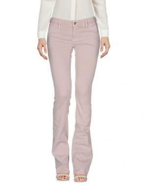 Повседневные брюки CARLA G.. Цвет: голубиный серый